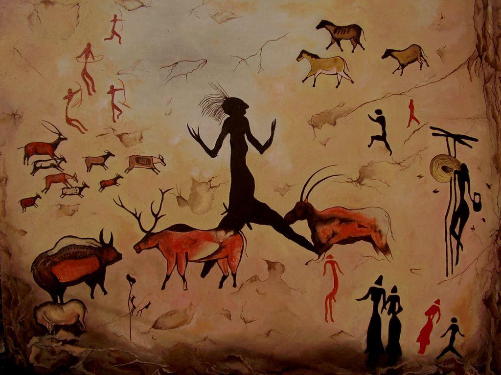 Qu significa el arte rupestre wakan the wild guide for Q es arte mobiliar