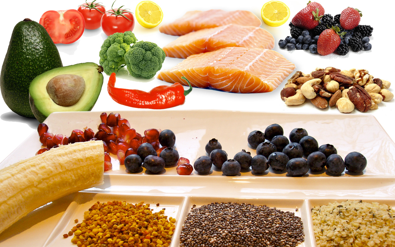 Los superalimentos wakan the wild guide - Que alimentos son antioxidantes naturales ...